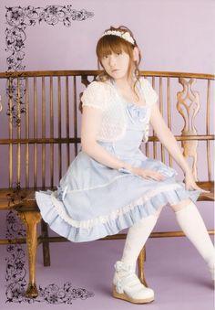Tamura Yukari - japanese idol and seiyû
