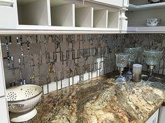 Kelli Ellis Kitchen Backsplash