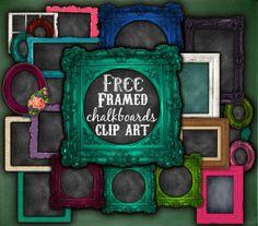 Free Printables: Vintage Frams Chalkboard Tags | Sweetly Scrapped Blog