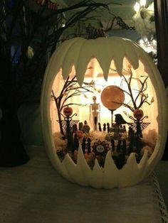 Amazing jack-o-lantern!