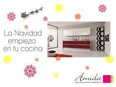 Amida te inspira :)    Ven a visitar nuestra exposición de cocinas. ¡Te esperamos!  +info: Tel. 93 799 99 95 | amida@amidacocinas.com | Ronda Països Catalans, 39 Mataró