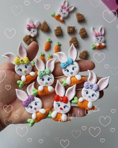 1 million+ Stunning Free Images to Use Anywhere Cute Polymer Clay, Polymer Clay Animals, Cute Clay, Ceramic Animals, Polymer Clay Charms, Clay Crafts, Diy And Crafts, Crafts For Kids, Animal Cupcakes