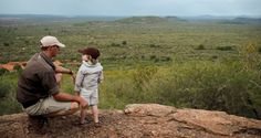 Located in the north east of #Madikwe Game Reserve in #South #Africa, Madikwe #Safari Lodge enjoys a hillside position with views across game rich plains. The #Dwarsberg Hills are seen on the horizon and the #Marico #River is close by. Home to over 27 species of #fauna, including #lion, #leopard, #elephant, #rhino, #buffalo, #cheetah and wild dog, at 187,000 acres this malaria-free reserve is one of the largest in South Africa.
