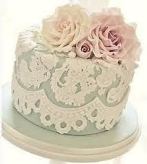 Image result for pearl vintage cakes