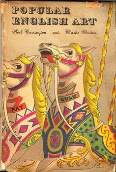Noel Carrington English Popular Art 1945 King Penguin