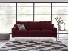 Autumn 2017 trend: Tawny Red - Imogen Sofa