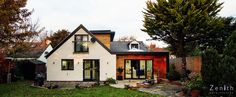 Zenith Architecture : Oxford Bungalow Extension - Remodeliing