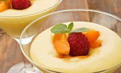 En frisk och syrlig dessert som avrundar påskbuffén perfekt.