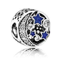 750a80529 Pandora Vintage Sky Charm 791992CZ. Pandora BraceletsPandora JewelryCharm  ...