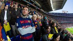 Homenaje del Camp Nou a Johan Cruyff | FC Barcelona