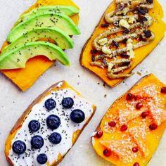 Vous devez absolument goûter à cette nouvelle obsession culinaire : le toast à la patate douce