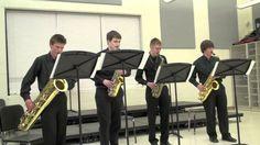 Saxafellas Sax Quartet plays Sir Duke by Stevie Wonder at a Tri-M Music Honor Society Recital. Sir Duke, Baritone Sax, Honor Society, Stevie Wonder, Recital, Music, Band, Friends, Videos