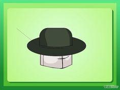Make a Felt Hat #fashionable #Hat