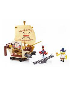 Look what I found on #zulily! Spongebob SquarePants Burgermobile Showdown by SpongeBob #zulilyfinds