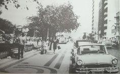 Praça Rui Barbosa e rua Visconde de Nácar.