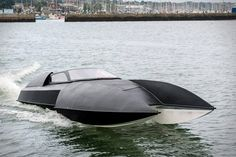 Meant to combine the luxury of a tender with the speed of a race boat, the Alpha Centauri Hydroplane resembles a fighter jet for the water. You enter via a jet-like lifting canopy that provides access to the four leather-lined...