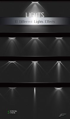 the top optical psd layered including png - Modern Lighting Setups, Interior Lighting, Lighting Design, Lighting Concepts, Texture Photoshop, Photoshop Brushes, Tool Design, Web Design, Graphic Design