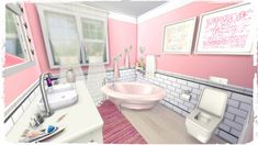 Sims 4 House Design, Unique House Design, Sims 4 Bedroom, Bedroom House Plans, Kids Bedroom Sets, Girls Bedroom, Maxis, Sims 4 Teen, Sims Cc