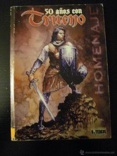 50 AÑOS DE TRUENO (Tebeos y Comics - Comics otras Editoriales Actuales)