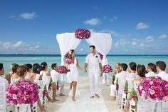 Dreams Sands Cancun all inclusive Cancun honeymoon, vacation and wedding packages made easy. This Dreams Resort is in the heart of Cancun's hotel zone. Honeymoon Registry, Honeymoon Planning, Exotic Wedding, Dream Wedding, Cancun Wedding, Wedding Resorts, Wedding Venues, Wedding Aisles, Wedding Beach