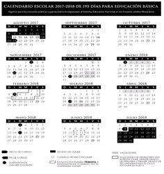 ATENCIÓN SEP publica el calendario escolar 2017-2018 | EL DEBATE