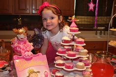 What a PINKAMAZING birthday party! Shared on www.facebook.com/pinkalicious