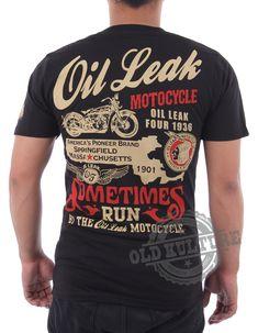 Vintage Indian Motorcycle Shirt.