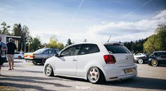 Volkswagen Polo 6R - BBS RF Volkswagen Polo, Vw, Polo R, Custom Cars, Mustang, Euro, Inspiration, Style, Biblical Inspiration