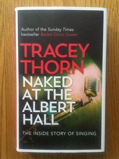 Naked at the Albert Hall - Thorn, Tracey