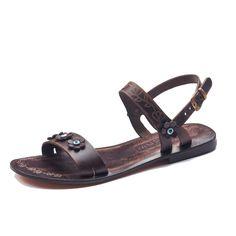 Handmade Leather Bodrum Sandals Women