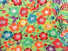 [ 着物・帯 ] - 小紋 リサイクル 未使用品 屋敷に草花鳥模様小紋着物着物、アンティーク着物、リサイクル着物のシンエイ