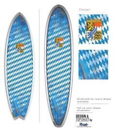 surfbayern Get your grafic or these grafic on your board! We deliver the inlay to your #shaper. Any size possible. Shipping Worldwide.