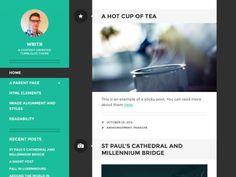 Writr Theme — WordPress Themes for Blogs at WordPress.com