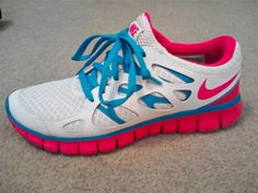 NIKE FREES. some of the best shoes i have EVER run in!