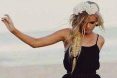 Wedding Hair / Fishtale Braids / Wedding Style Inspiration / LANE For more inspiration: Instagram: @the_lane Facebook: http://facebook.com/thelane Newsletter: http://thelane.com/newsletter