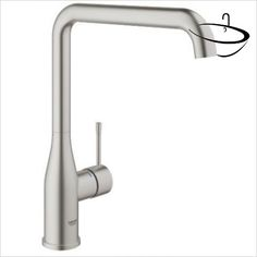 Bathrooms Online, Bathroom Store in UK, Shop for Bathrooms Kitchen Taps Grohe Grohe Kitchen Taps, Kitchen Mixer Taps, Bronze Huilé, Bathroom Store, Cuisines Design, Sink, Home Decor, Products, Wall Mount Kitchen Faucet