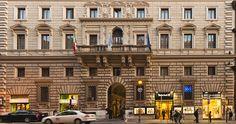Eurostars International Palace Hotel - Rome