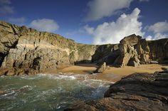 Mer agitée à la plage de la Belle Maison ~ Île d'Yeu [ Vendée ~ France ]   Flickr - Photo Sharing!