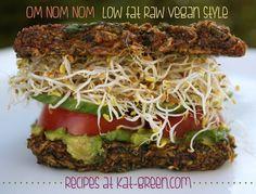Low Fat Raw Vegan Recipes
