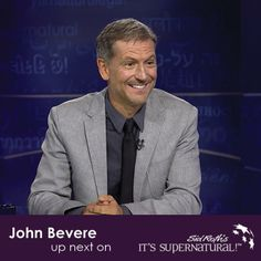 John Bevere is a world class teacher who walks in intimate friendship with the most misunderstood Person of the Trinity. The Holy Spirit. John teaches and shares how to begin walking in the supernatural with The Spirit every day!