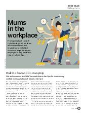 Good Magazine, June 2016 - Mums: Returning to Work with Confidence