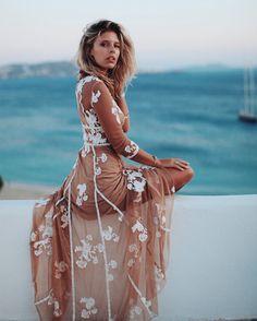 Beach Prom Dress