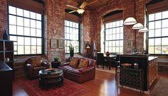 Cómo convertir tu casa en un loft