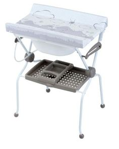 Bañera cambiador sobre bidé King Baby cigueña [837 CIGUEÃ'A] | 94,50€ : La tienda online para tu peke | tienda bebe pekebuba.com