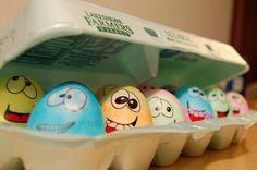 Ei maakt weer blij