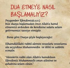 Islamic Dua, Islamic Quotes, Prophets In Islam, Learn Turkish Language, Deep Questions, Just Pray, Hafiz, Islam Religion, Allah Islam