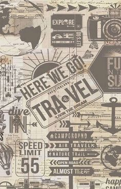 Travel iPhone Case & Cover