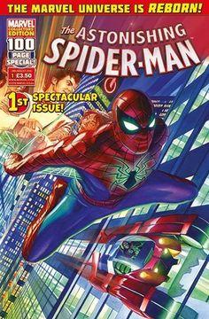 The Astonishing Spider-Man #1