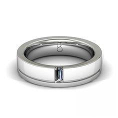 Mens Diamond Platinum Wedding Bands Concepts Ideas