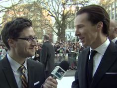 Star Trek Into Darkness Script Elicited A Lot Of Noise From Benedict Cumberbatch